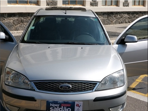Ford Mondeo 2.0 Ghia 16v Gasolina 4p Automático