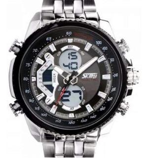 Reloj Hombre Deportivo Skmei 0993 - Cronometro - Dual