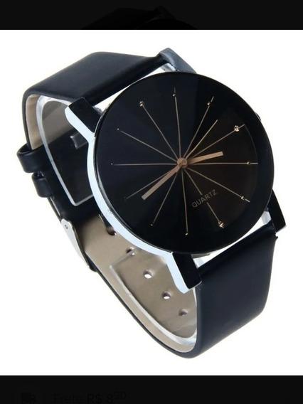 Relógio Quartz Raridade Com Preço Mágico