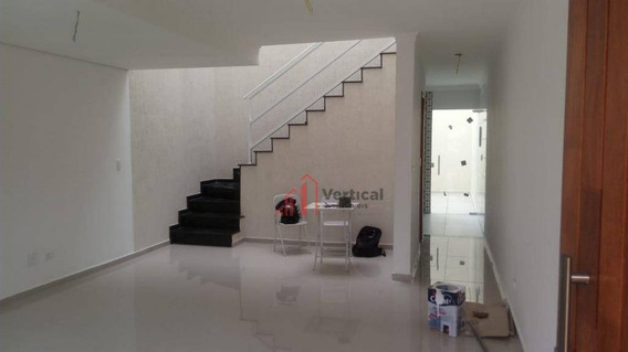 Sobrado Com 3 Dormitórios À Venda, 120 M² Por R$ 470.000,00 - Vila Antonieta - São Paulo/sp - So2324