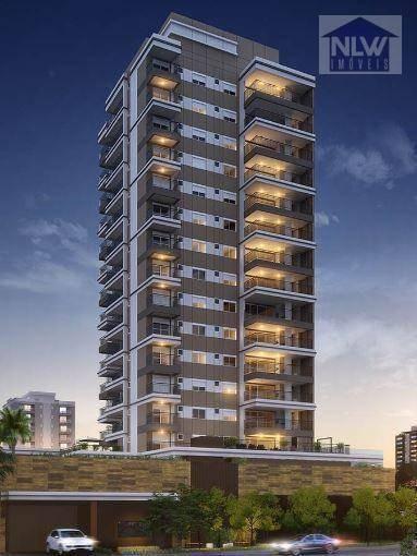 Apartamento Com 3 Dormitórios À Venda, 95 M² Por R$ 883.000 - Bosque Da Saúde - São Paulo/sp - Ap1177