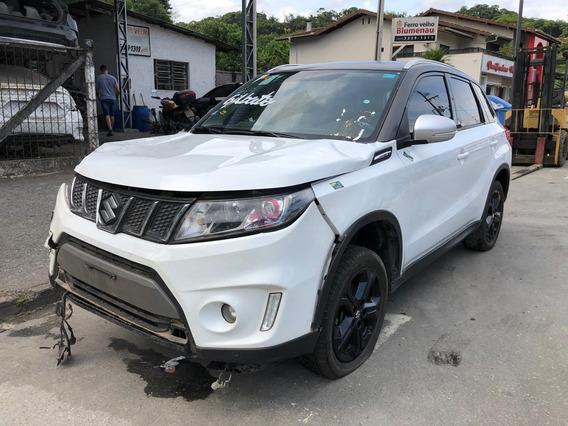 Sucata Suzuki Vitara 4wd Turbo 2018 Venda De Peças