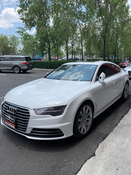Audi A7 2016 3.0 Tfsi 333hp Elite At