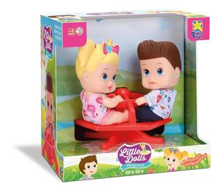Little Dolls Playground Gira Gira 8098 - Divertoys