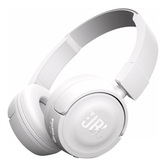Fone de ouvido sem fio JBL T450BT branco