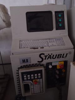 Sistema Paletizador Staubli Automatico