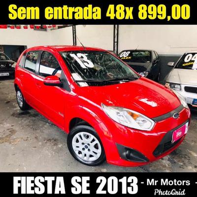 Ford Fiesta Hatch 1.6 2013 Unico Dono