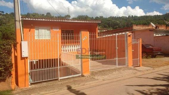 Casa Com 6 Dormitórios À Venda, 228 M² Por R$ 270.000 - Capim Da Angola - Paraibuna/sp - Ca3317