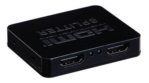 Splitter Hdmi 1x2 Amplificador De Señal Full Hd 3d 1080p 4k