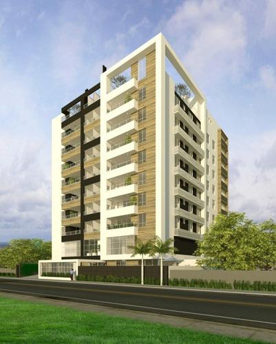 Imagem 1 de 9 de Apartamento America Joinville - 104095