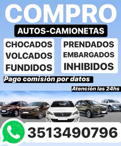 Autos Camionetas Whatsapp 3513490796
