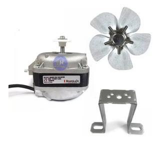Motor Ventilador 10w 110v Para Congelador 13$