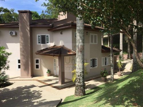 Imagem 1 de 30 de Casa Residencial À Venda, Ville Chamonix, Itatiba. - Ca1099