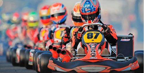 Karting Parilla 125 Rotax 150 125  Desarmado Roto Fundido