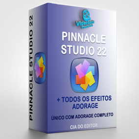 Studio Pinnacle 22 + Plugins + Efeitos - Completo Download