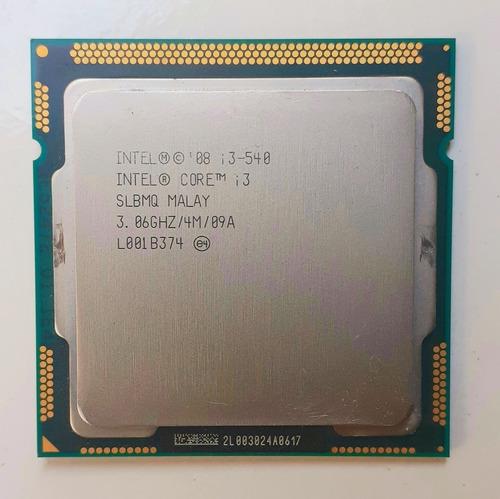Processador Intel Core I3 540 3.06 1156