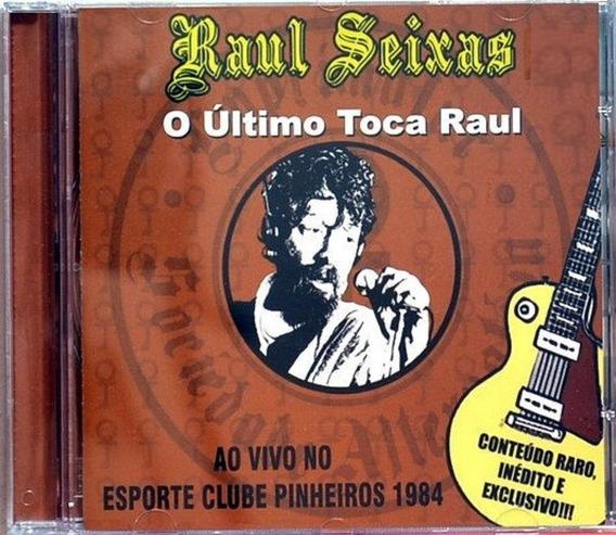 Cd Raul Seixas Ao Vivo Clube Pinheiros 1984 (gravações Raras