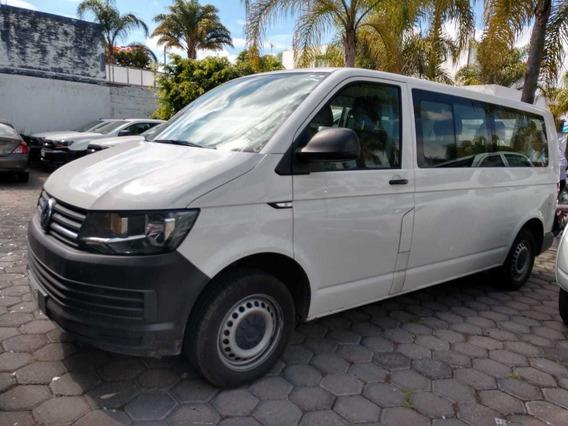 Volkswagen Transporter 2.0 8pas Ba Mt 2016