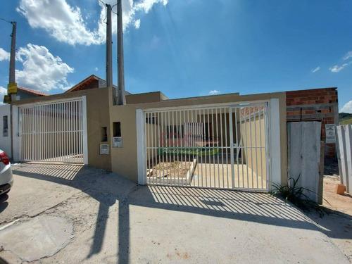 Imagem 1 de 12 de Casa Nova Á Venda No Nova Jacareí - Ca5970