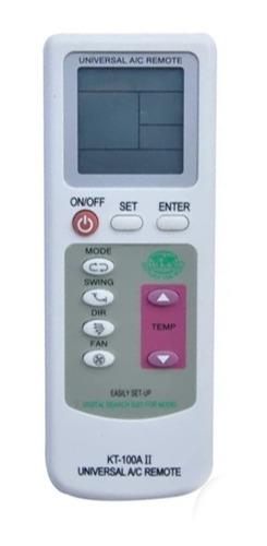 Control Para Aire Acondicionado Universal Varias Marcas