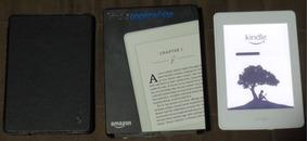 Kindle Paperwhite Branco 7ª Geração Resolução 300 Ppi +capa