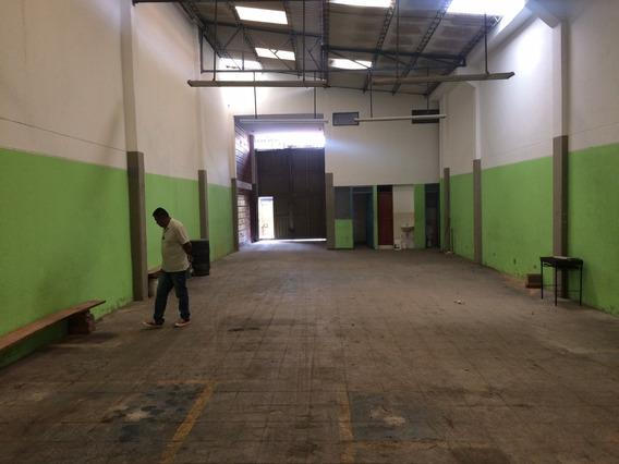Bodega Industrial, Barrio San Andres Sur Bogota