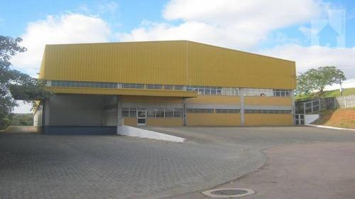 Galpão Para Alugar, 2290 M² - Distrito Industrial - Jundiaí/sp - Ga0050