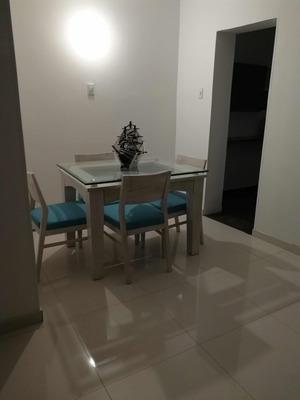 Apartamento De 2 Habitaciones, 1 Baño, Completa Amoblado