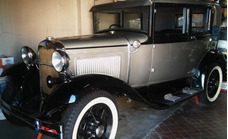 Ford A Fordor 1930 Impecable Sin Rodar