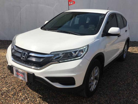 Honda Cr-v City Plus 2015 4x2 Blanco ,con Garantia