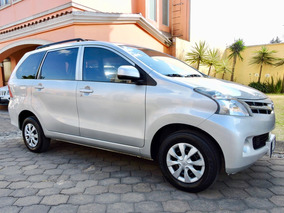 Toyota Avanza Aut 2014 Factura Original, Tomo Auto
