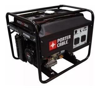 Grupo Electrógeno Generador Porter Cable Pci2800 8hp 2,8kv