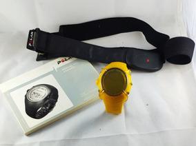 Relógio Polar Axn300 Outdoor Computer Manual E Fita