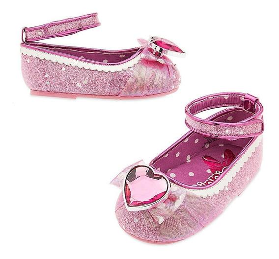Sapato Minnie Mouse Original Disney Store P/entrega