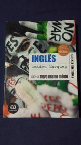Inglês - Volume Único - Editora Ática