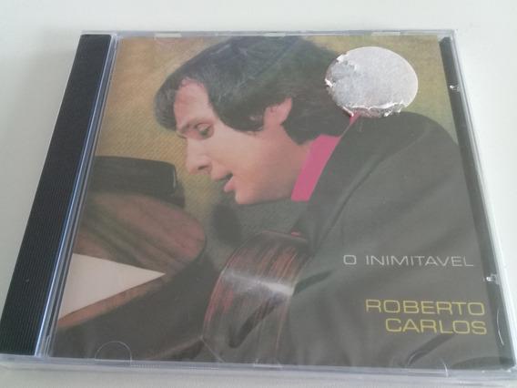 Roberto Carlos, Cd O Inimitável, 1968 Novo Lacrado(frete16,