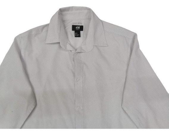 Camisa H & M Hombre Talla S Original Elegante Premium