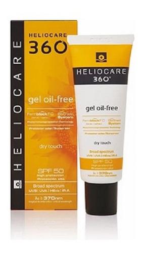 Imagen 1 de 2 de Protector Solar Heliocare 360 Gel Oil-free Dry Touch