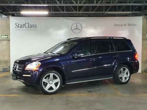 Imagen 1 de 15 de Mercedes-benz Clase Gl 2012 5p Gl 500 Aut