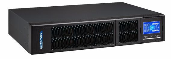 Ups Online 1kva Mega Red - Doble Conversión Rack/tower
