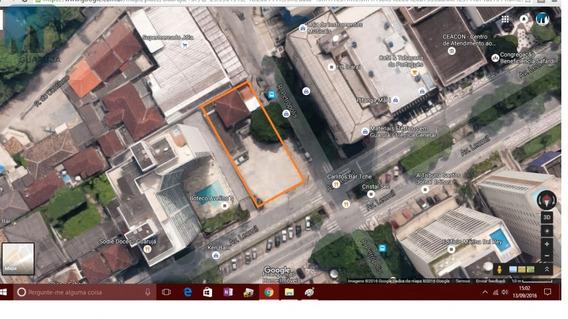 Terreno A Venda No Bairro Centro Em Guarujá - Sp. - 374-1