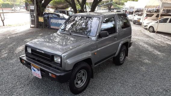 Daihatsu Feroza Motor 1.6 Gris Metalico 3 Puertas