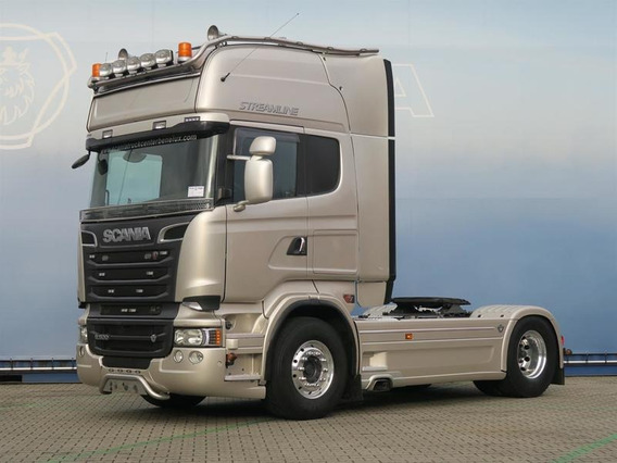 Caminhão Scania R500 / Cartas Contempladas