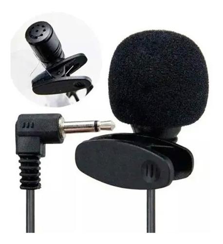 Imagem 1 de 5 de Microfone De Lapela Kp-911 Para Youtubers