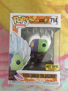 Funko Pop Fused Zamasu ( Enlargement) 714 Exclusivo Hotto