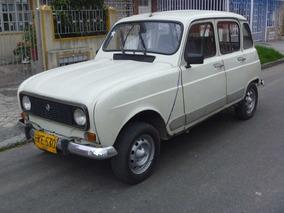 Renault 4 Master Motor 1300 Modelo 1988