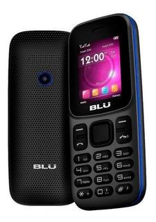 Celular Blu Z5 Z210 Preto Com Azul