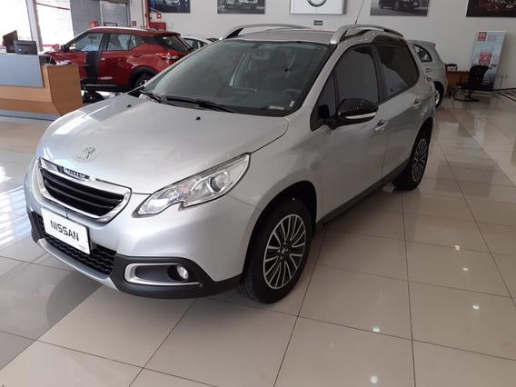 Peugeot 2008 Allure Aut 2018 Prata