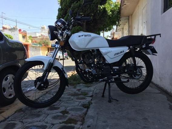 Italika Dt125
