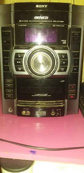System Sony Mhc-gtx888